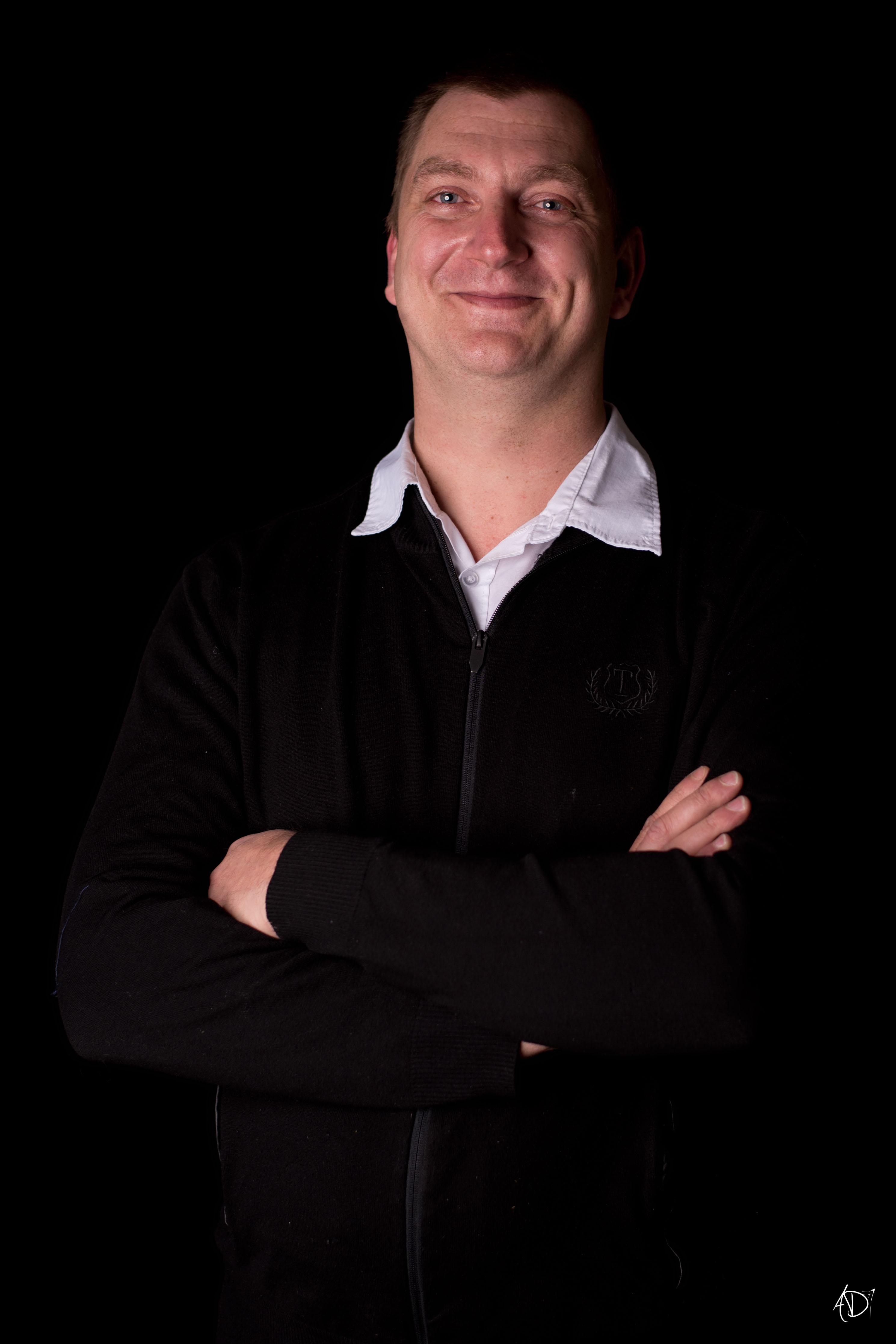 Cedric LEGRAND